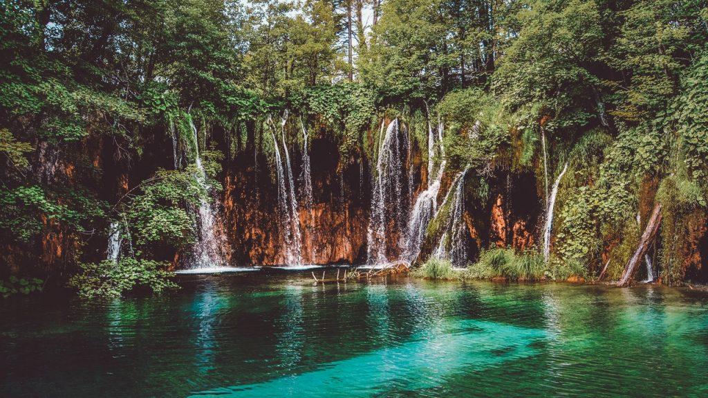 Wodospady Jezior Plitwickich
